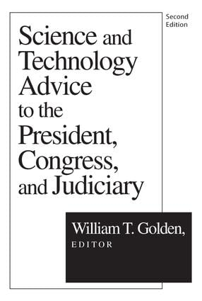 Science and Technology Advice