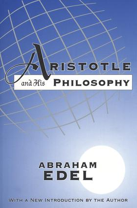 Aristotle and His Philosophy: 2nd Edition (Paperback) book cover