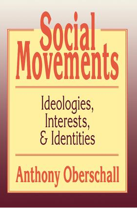 Social Movements and Collective Action