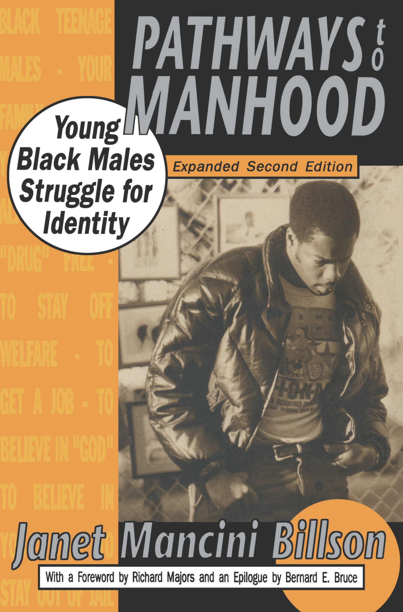 Pathways to Manhood: Young Black Males Struggle for Identity, 2nd Edition (Paperback) book cover