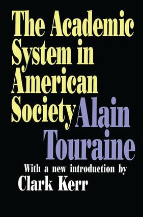The Academic System in American Society book cover