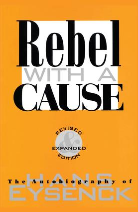 Rebel with a Cause: 2nd Edition (Paperback) book cover