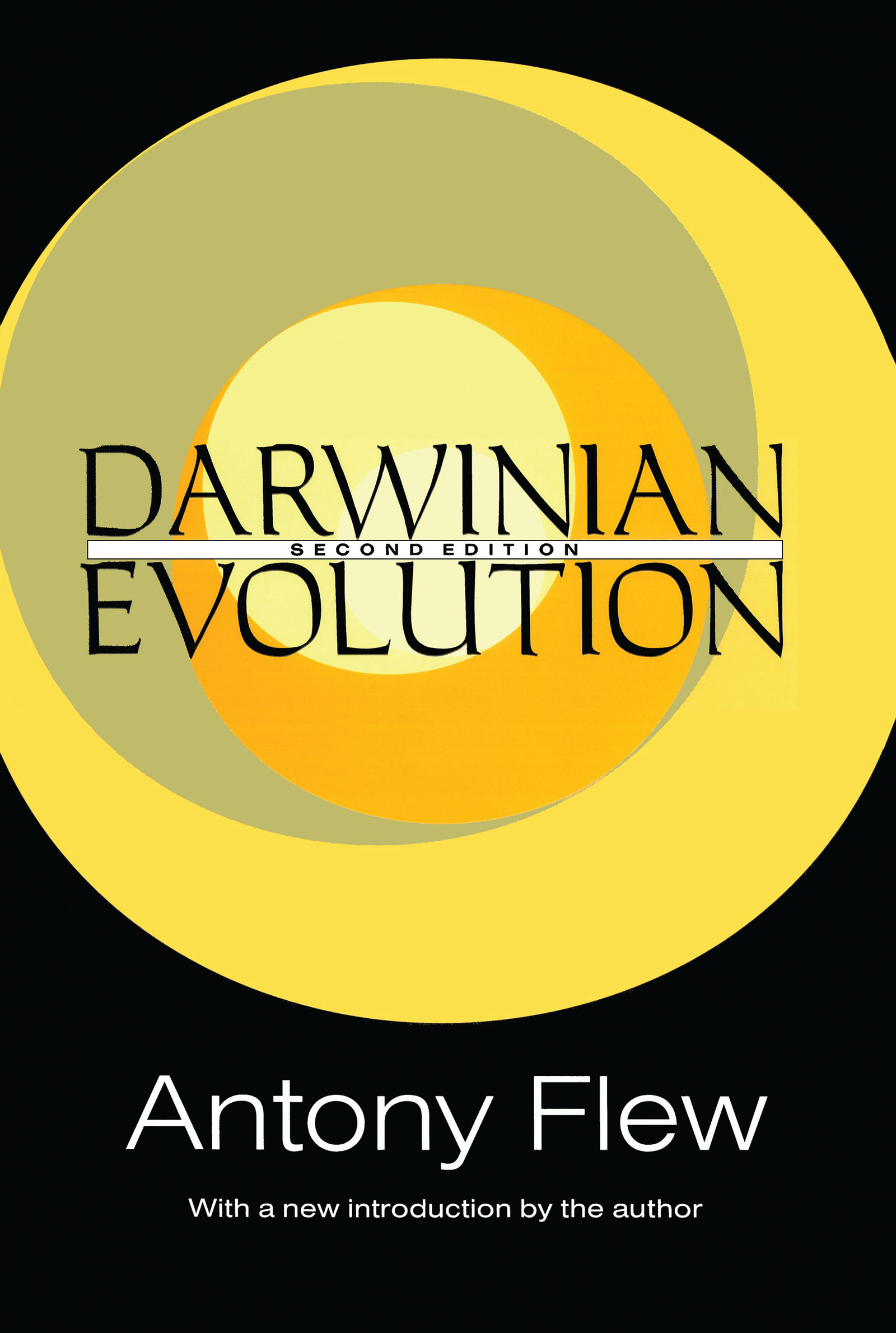 Darwinian Evolution: 2nd Edition (Paperback) book cover