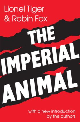 The Imperial Animal: 1st Edition (Paperback) book cover