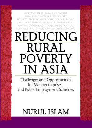 Reducing Rural Poverty in Asia: Challenges and Opportunities for Microenterprises and Public Employment Schemes, 1st Edition (Paperback) book cover