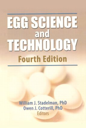 Egg Science and Technology: 4th Edition (Paperback) book cover