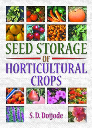 Seed Storage of Horticultural Crops