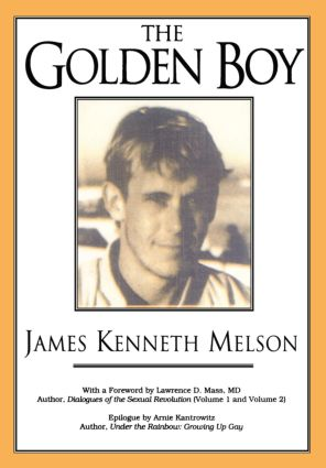 The Golden Boy book cover