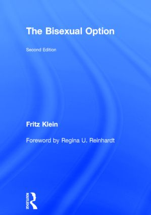 The Bisexual Option: Second Edition (Paperback) book cover