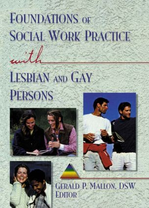 Foundations of Social Work Practice with Lesbian and Gay Persons (Paperback) book cover
