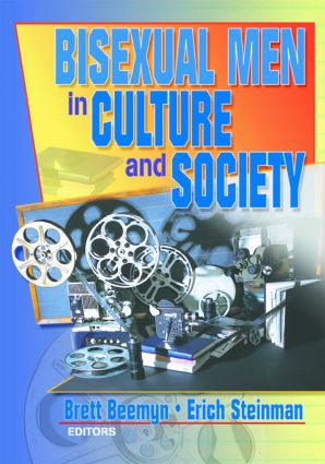 Bisexual Men in Culture and Society: 1st Edition (Paperback) book cover