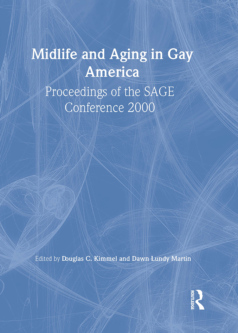 Midlife and Aging in Gay America