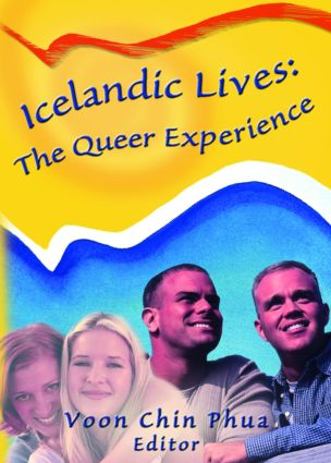 Icelandic Lives: The Queer Experience, 1st Edition (Paperback) book cover
