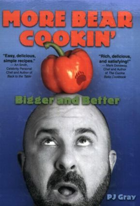 More Bear Cookin': Bigger and Better, 1st Edition (Paperback) book cover
