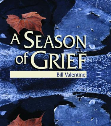 A Season of Grief: 1st Edition (Paperback) book cover