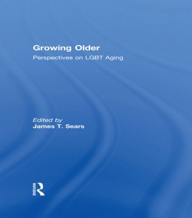 Growing Older: Perspectives on LGBT Aging (Paperback) book cover