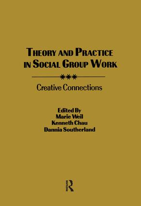 Theory and Practice in Social Group Work: Creative Connections book cover