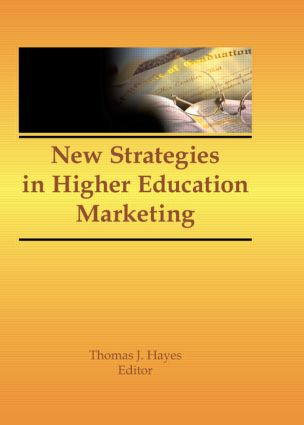 New Strategies in Higher Education Marketing book cover