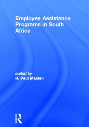 Employee Assistance Programs in South Africa book cover