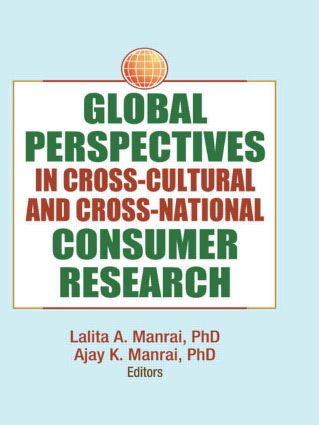 Global Perspectives in Cross-Cultural and Cross-National Consumer Research book cover
