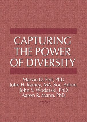 Capturing the Power of Diversity (Hardback) book cover
