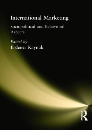 """Sociopolitical Analysis for International Marketing: An Examination Using the Case of Egypt's """"Infitah"""""""