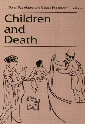 Children and Death (Hardback) book cover