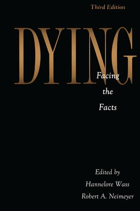 Dying: Facing the Facts, 3rd Edition (Paperback) book cover