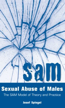 Sexual Abuse of Males: The SAM Model of Theory and Practice, 1st Edition (Hardback) book cover