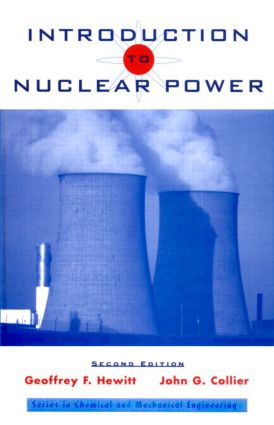 Introduction to Nuclear Power, Second Edition: 2nd Edition (Hardback) book cover