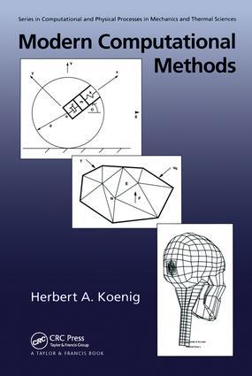 Modern Computational Methods: 1st Edition (Hardback) book cover