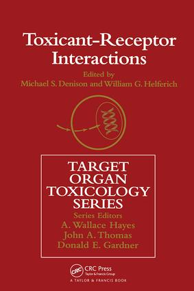 Toxicant-Receptor Interactions: Modulations of signal transduction and gene expression, 1st Edition (Hardback) book cover