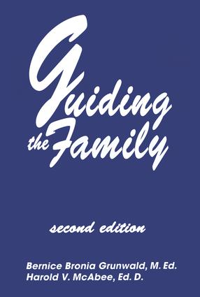 Guiding The Family: Practical Counseling Techniques, 2nd Edition (Paperback) book cover