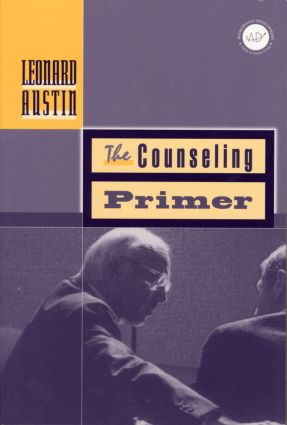 Counseling Primer: 1st Edition (Paperback) book cover