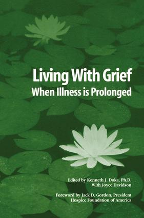Living With Grief: When Illness is Prolonged, 1st Edition (Paperback) book cover