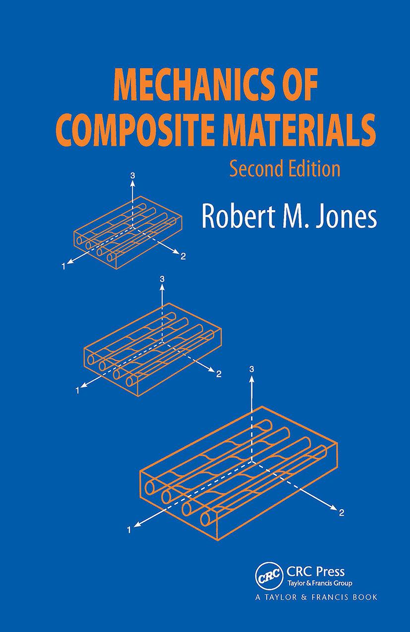 Mechanics Of Composite Materials: 2nd Edition (Hardback) book cover