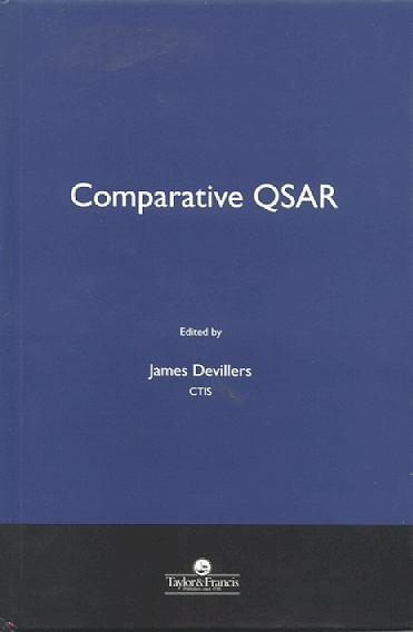 Comparative Qsar: 1st Edition (Hardback) book cover