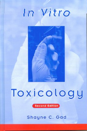 In Vitro Toxicology: 2nd Edition (Hardback) book cover