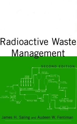 Radioactive Waste Management: 2nd Edition (Hardback) book cover