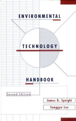 Environmental Technology Handbook: 2nd Edition book cover