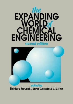 The Expanding World of Chemical Engineering: 2nd Edition (Paperback) book cover