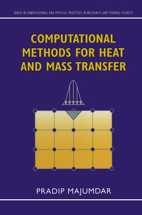 Computational Methods for Heat and Mass Transfer book cover