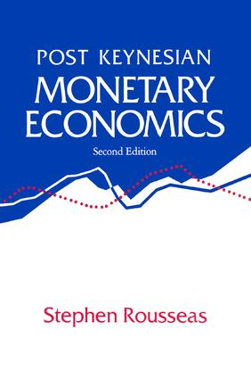 Post Keynesian Monetary Economics