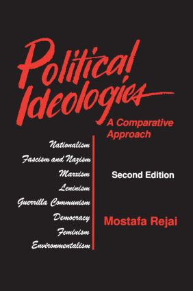 Political Ideologies: A Comparative Approach: A Comparative Approach book cover