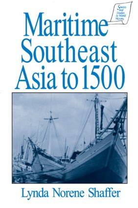 Maritime Southeast Asia to 500: 1st Edition (Paperback) book cover