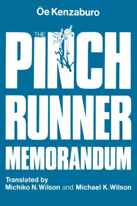 The Pinch Runner Memorandum: 1st Edition (Paperback) book cover