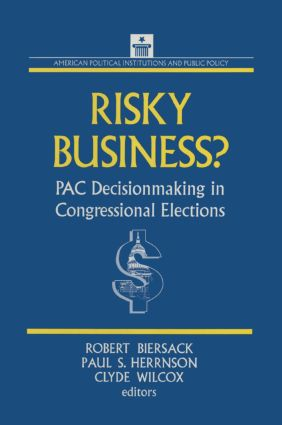 Risky Business: PAC Decision Making and Strategy