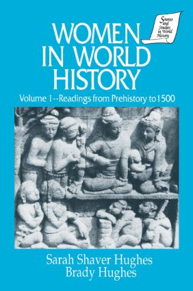 Women in World History: v. 1: Readings from Prehistory to 1500 book cover