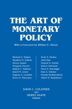 A Monetarist's Confession