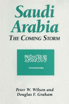Saudi Arabia: The Coming Storm